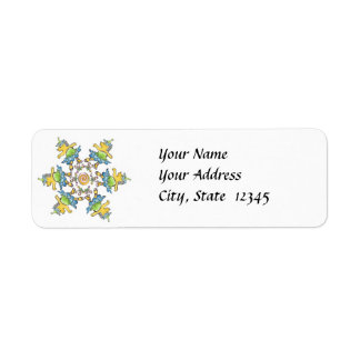 Nutcracker label return address label