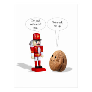 Nutcracker Love Post Card