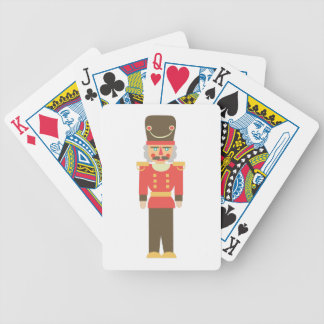 Nutcracker Poker Deck