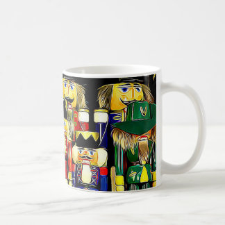 Nutcracker Suite Christmas mug