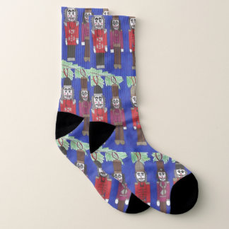 Nutcracker Suite Holiday Socks 1