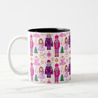 Nutcracker Suite Mouse Tea Coffee Mug