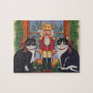 Nutcracker Sweeties Jigsaw Puzzle