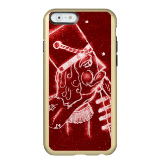 Nutcracker Toy Soldier in Bright Red Incipio Feather® Shine iPhone 6 Case