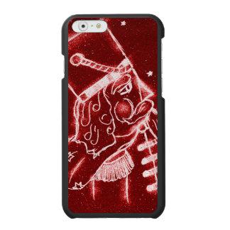Nutcracker Toy Soldier in Bright Red Incipio Watson™ iPhone 6 Wallet Case