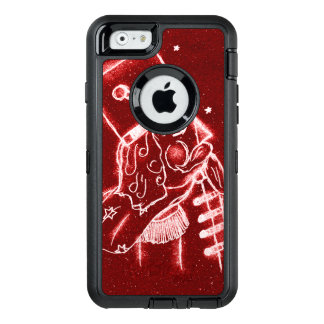 Nutcracker Toy Soldier in Bright Red OtterBox iPhone 6/6s Case