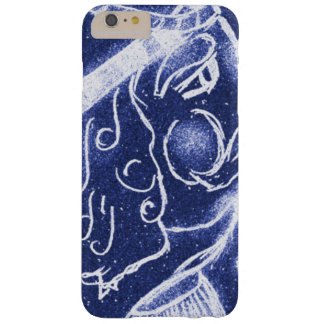 Nutcracker Toy Soldier in Light Blue Barely There iPhone 6 Plus Case