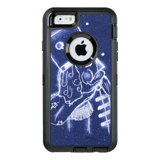 Nutcracker Toy Soldier in Light Blue OtterBox iPhone 6/6s Case