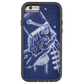 Nutcracker Toy Soldier in Light Blue Tough Xtreme iPhone 6 Case
