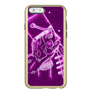 Nutcracker Toy Soldier in Magenta Incipio Feather® Shine iPhone 6 Case