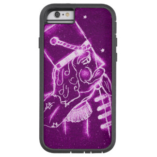 Nutcracker Toy Soldier in Magenta Tough Xtreme iPhone 6 Case