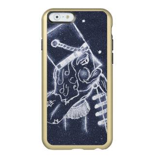 Nutcracker Toy Soldier in Medium Blue Incipio Feather® Shine iPhone 6 Case