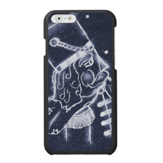 Nutcracker Toy Soldier in Medium Blue Incipio Watson™ iPhone 6 Wallet Case