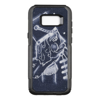 Nutcracker Toy Soldier in Medium Blue OtterBox Commuter Samsung Galaxy S8+ Case