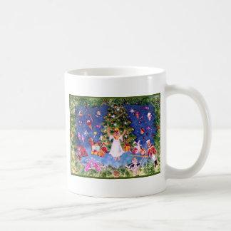 Nutcracker Tree Coffee Mug