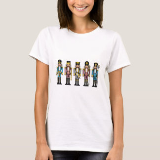 Nutcrackers in Transgender Colors T-Shirt