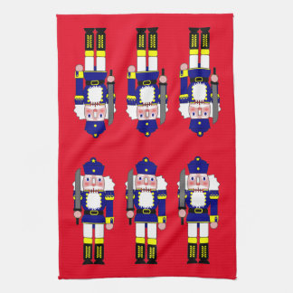Nutcrackers Kitchen Towel