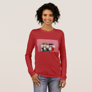 Nutcrackers with polka dots long sleeve T-Shirt