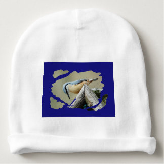 NUTHATCH - Photography Jean Louis Glineur Baby Beanie