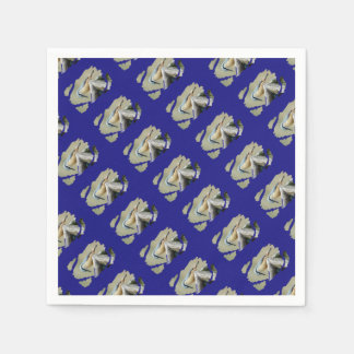 NUTHATCH - Photography Jean Louis Glineur Paper Napkin