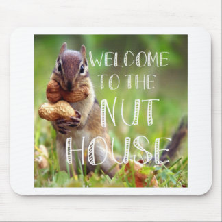 NUTHOUSE MOUSE PAD