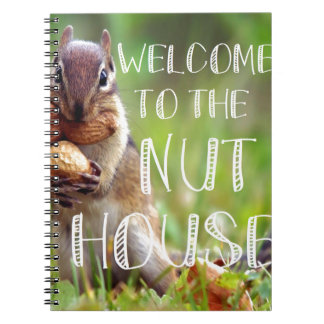 NUTHOUSE NOTEBOOK
