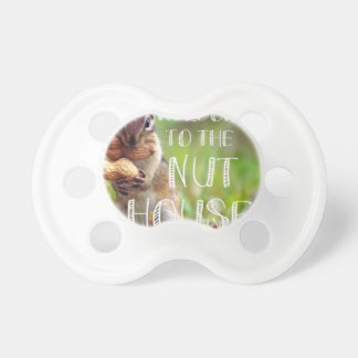 NUTHOUSE PACIFIER
