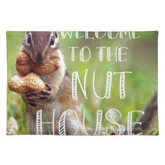 NUTHOUSE PLACEMAT