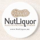 NutLiquor Coaster