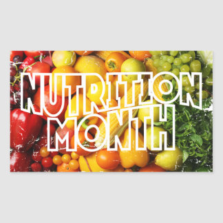 Nutrition Month - Appreciation Day