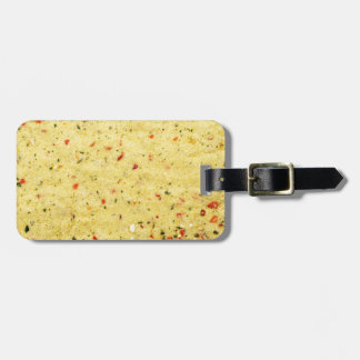 Nutritional Flavor Enhancer texture Luggage Tag