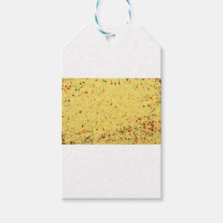 Nutritional Flavor Enhancer texture Pack Of Gift Tags