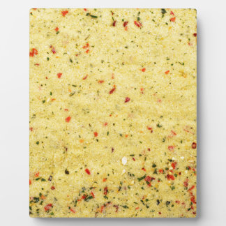 Nutritional Flavor Enhancer texture Plaque