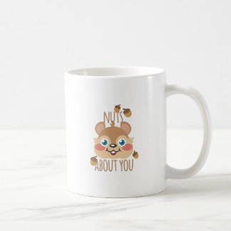 Nuts About You Coffee Mug