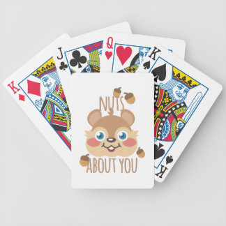 Nuts About You Poker Deck