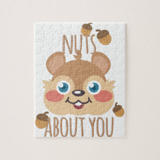 Nuts About You Puzzle