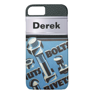 Nuts and Bolts and Your Name iPhone 8/7 Case