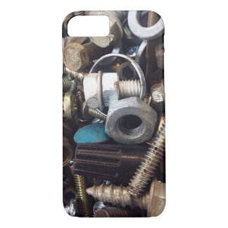 Nuts & Bolts iPhone Case