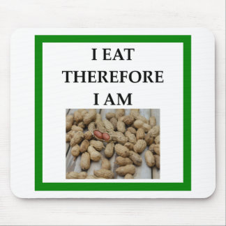 nuts mouse pad