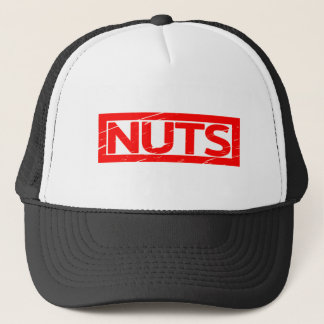 Nuts Stamp Trucker Hat
