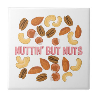 Nuttin But Nuts Tiles