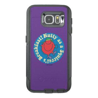 Nutty as a Squirrel's Breakfast! OtterBox Samsung Galaxy S6 Case