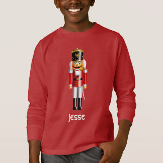Nutty Nutcracker Toy Soldier T-Shirt
