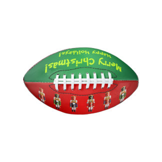Nutty Nutcrackers Army Football