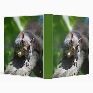 Nutty Squirrel Binder