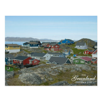 Nuuk Postcard
