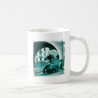 Nuvolari RK the 1932 Monaco Monaco Prix Coffee Mug