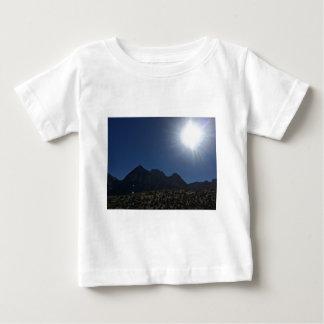 Nv mountain range baby T-Shirt