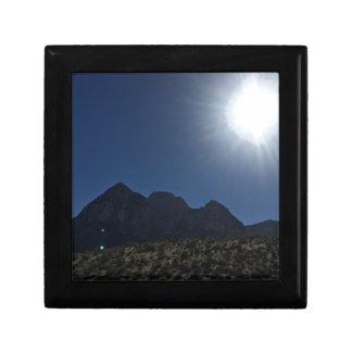 Nv mountain range gift box