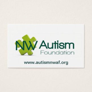 NW Autism Foundation  Card